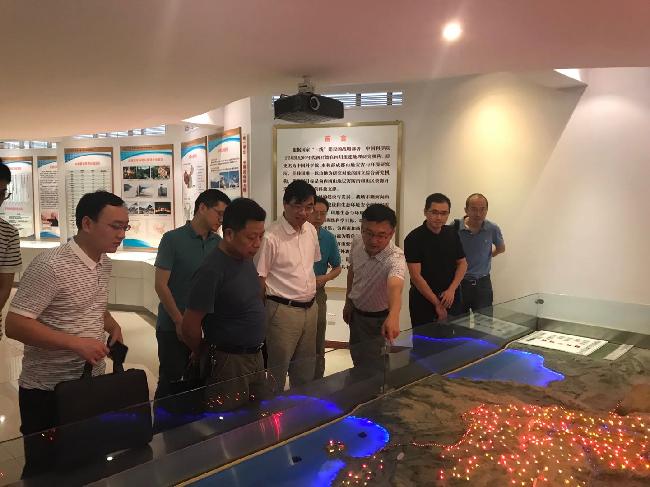 四川测绘地理信息局到中国科学院·水利部成都山地灾害与环境...