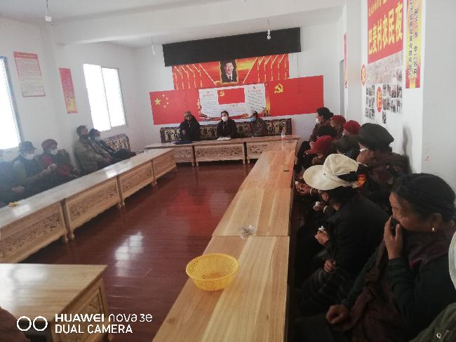 四川测绘地理信息局驻村干部助力疫情防控及复工复产
